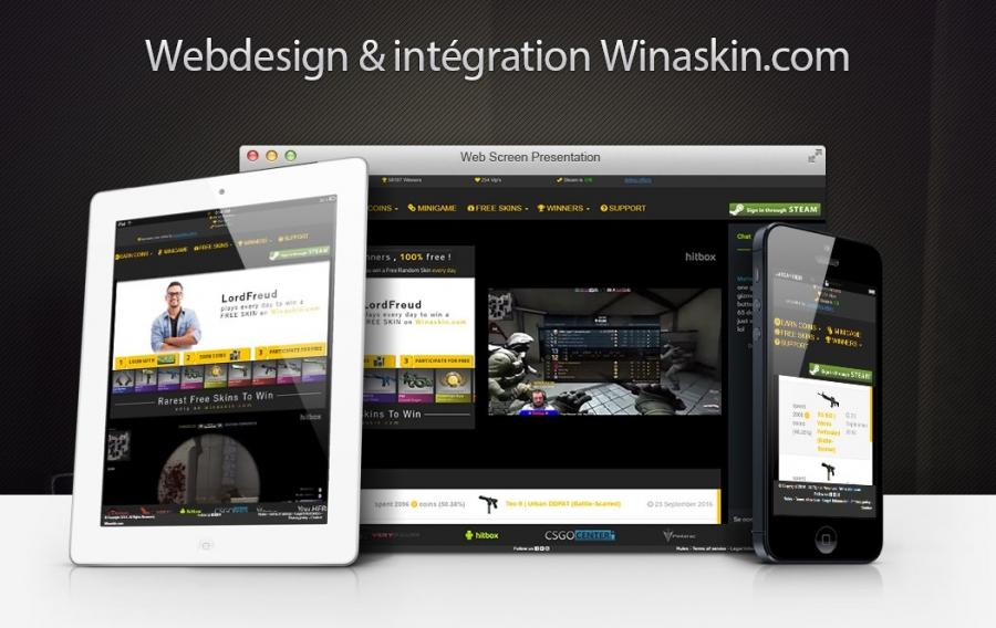 webdesign bootstrap site