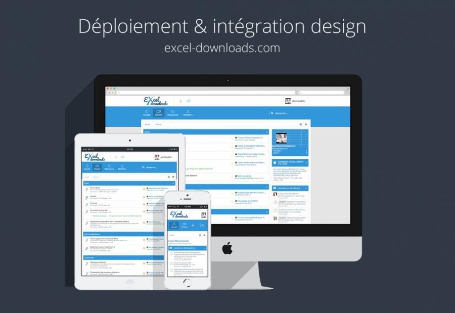 webdesign xenforo